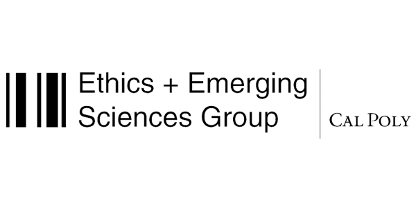 Logo Ethics + Emerging Sciences